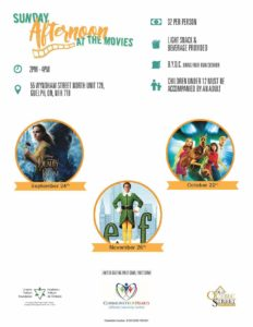 Sunday Afternoon at the Movies: Elf @ Community of Hearts