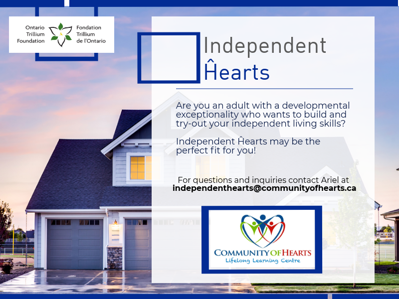 Independent Hearts Flyer